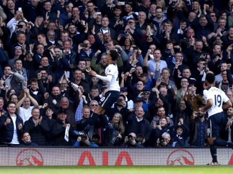Dele Alli stat shows Tottenham have the deadliest young talent in Europe