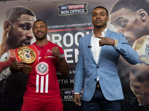 Kell Brook Errol Spence Tickets