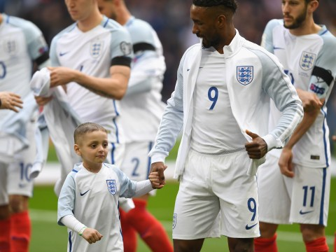 Bradley Lowery forced to cancel visit from hero Jermain Defoe because he was too ill