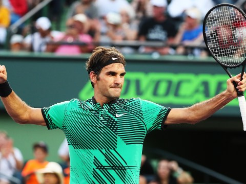 Miami Open 2017 results: Roger Federer and Rafael Nadal march on as Stan Wawrinka crashes out