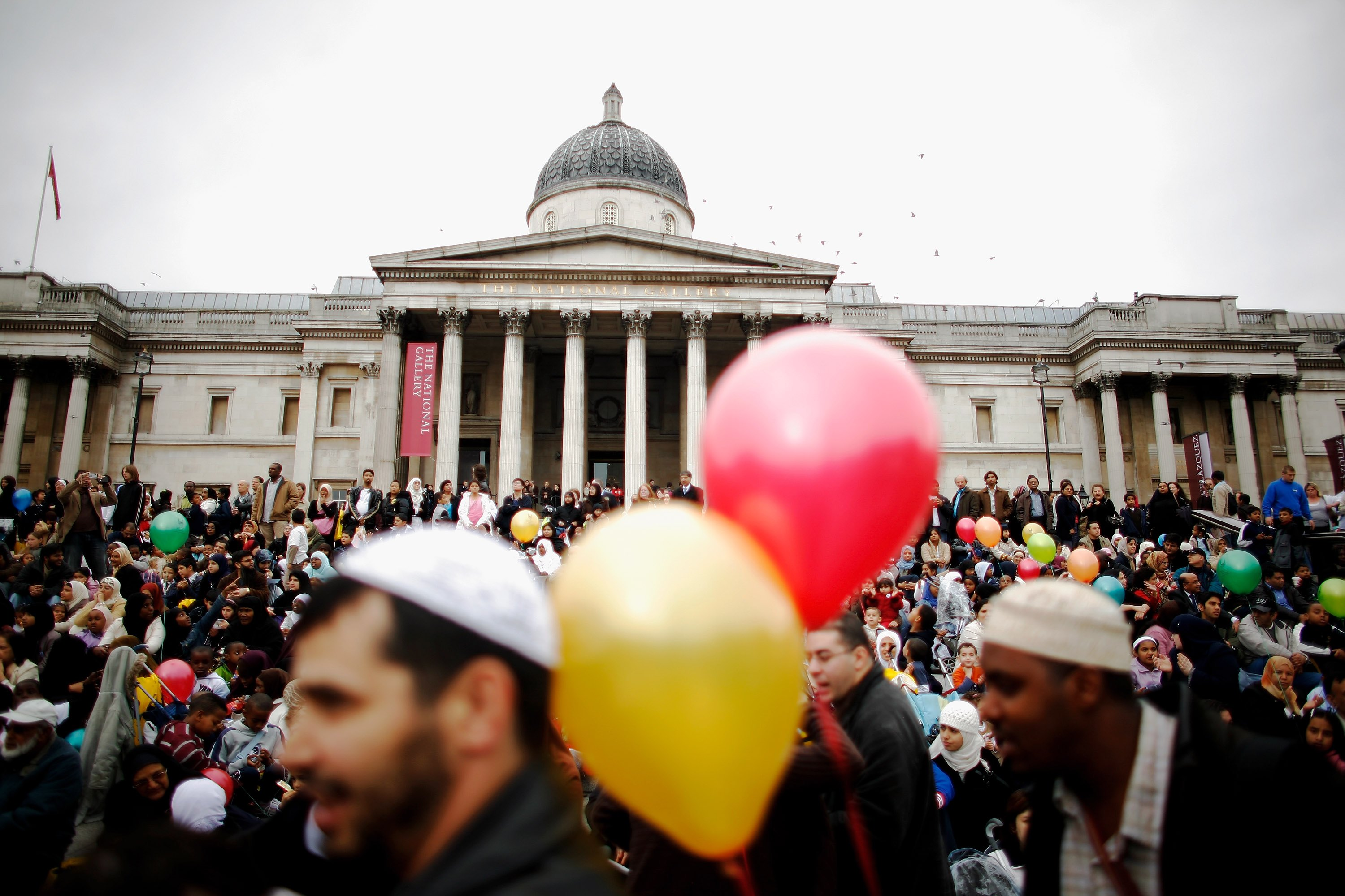 Why London is the best place to be a Muslim
