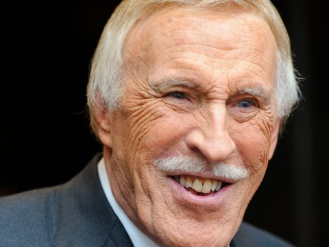 Sir Bruce Forsyth 'on the mend' after stint in hospital for chest infection, claims daughter Julie