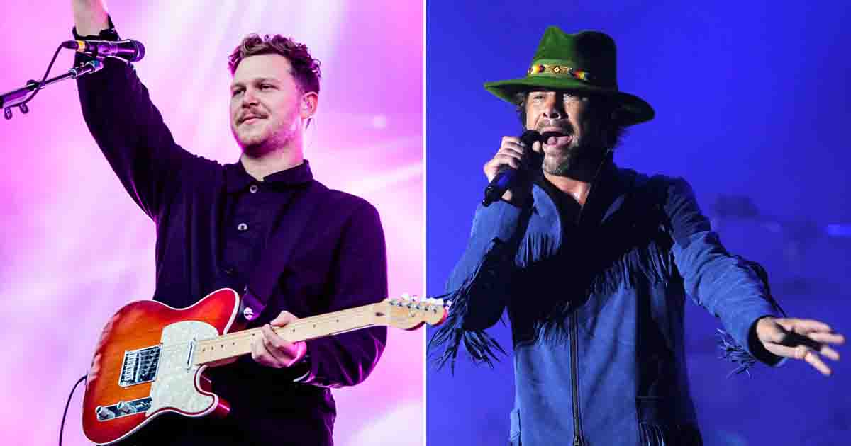 Alt J and Jamiroquai announced as first 10th anniversary of The 02 gigs Credit: REX