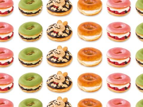 Krispy Kreme has launched a premium line in Japan
