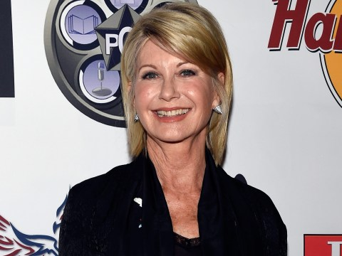 Olivia Newton-John has hinted that a 40th anniversary Grease reunion is happening