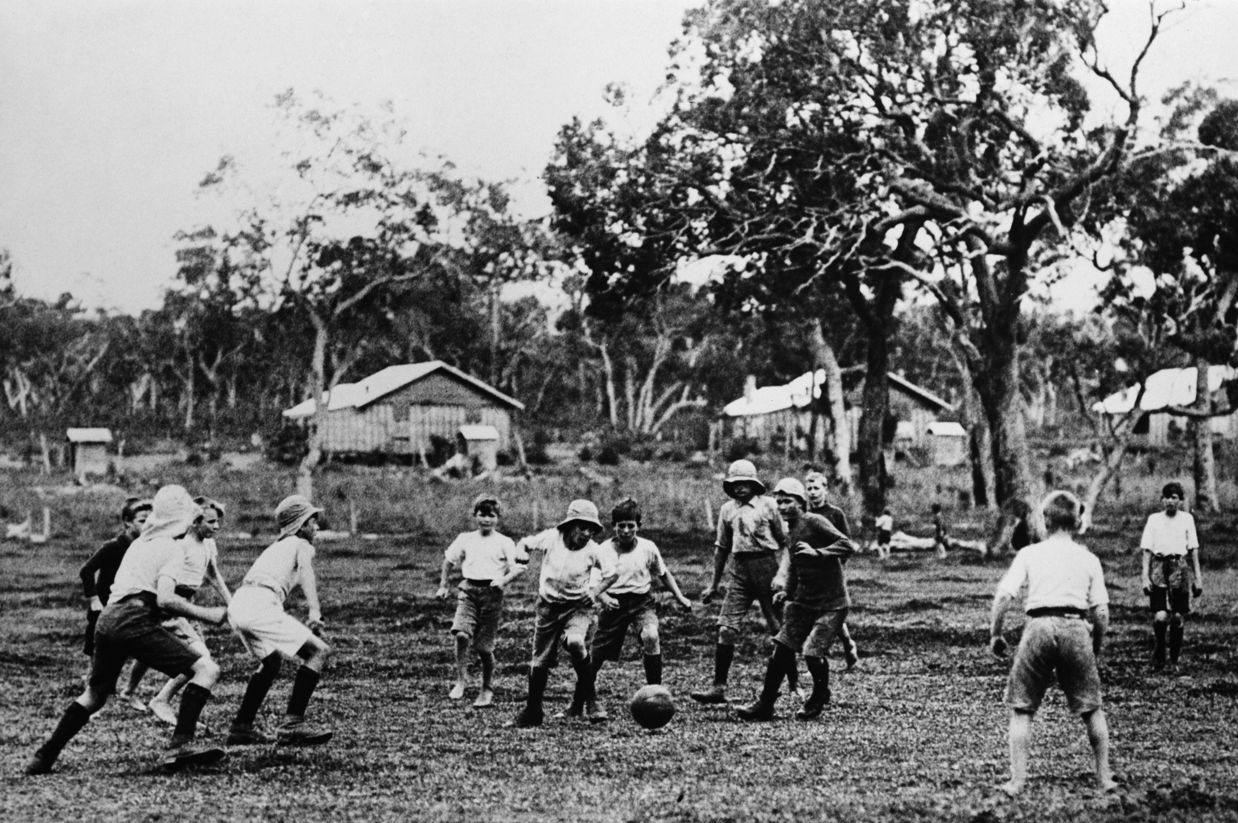 Every day was rape day (Getty) Hundreds of poor children from the UK were sent to Australia under the terms of the Child Emigration Society. The Fairbridge Farm School at Pinjarra, Western Australia, to which the youngsters were sent was a community in itself. The boys are taught all branches of farm work and useful handicrafts and the girls are taught housework and dairy farm work. | Location: Fairbridge Farm School, Pinjarra, Western Australia. (Photo by © Hulton-Deutsch Collection/CORBIS/Corbis via Getty Images)
