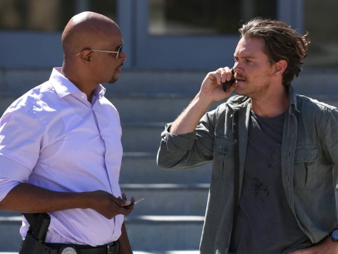 Viewers were 'absolutely loving' the high-octane TV reboot of Lethal Weapon
