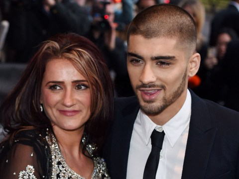 Zayn Malik's mother hits back at Perrie Edwards' fans after liking Instagram comment by 'mistake'