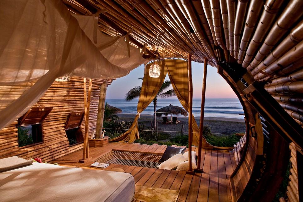 Playa Viva Is An Incredible Solar Powered Treehouse Hotel