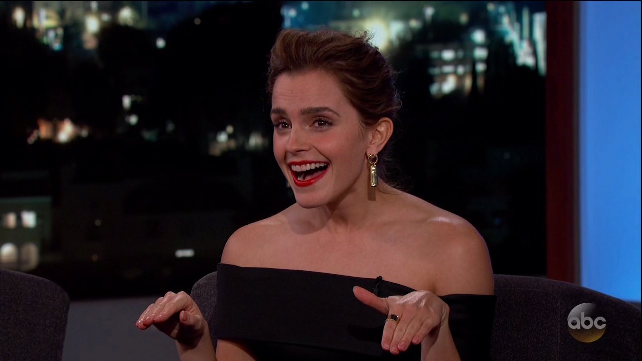 Emma Watson reveals how she almost ruined the Harry Potter movies