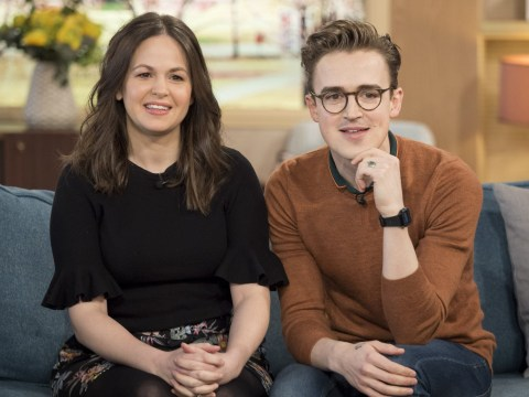 Giovanna Fletcher says she was body-shamed in hospital after having her baby