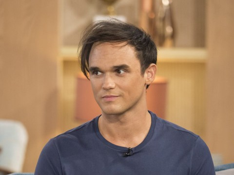 Gareth Gates was on This Morning and everyone was still crushing on him