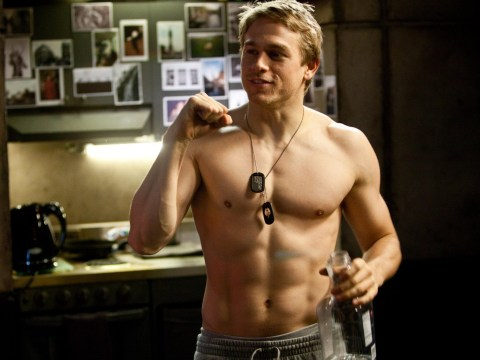 Charlie Hunnam reveals the secret to his ripped bod – lots and lots of sex