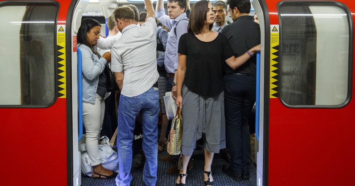 Public Pussy Licking Train