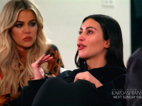Khloe Kardashian defends sister Kim over accusations family 'scripted' terrifying Paris robbery scenes