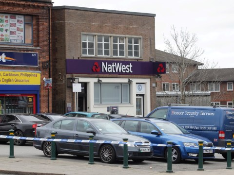 Man charged after 'holding staff member hostage at NatWest'