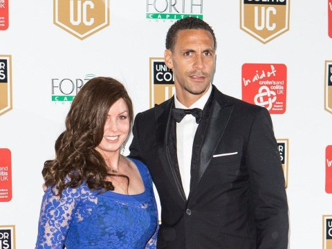 Rio Ferdinand opens up about his grief after his wife's death