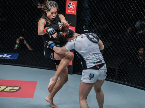 MMA superstar Angela Lee set to defend her title in May against Istela Nunes