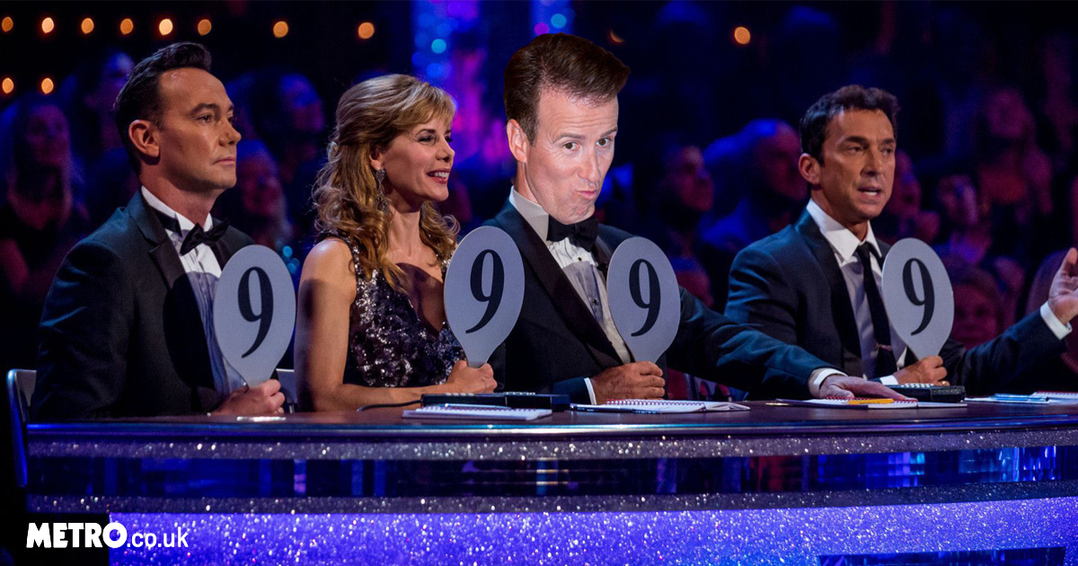 Anton du Beke 'offered screen test' as Strictly's potential new head judge