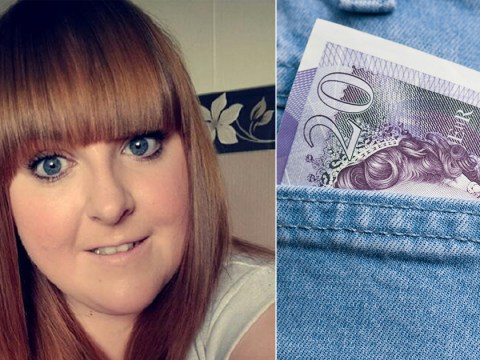 Woman with criminal record for picking up £20 speaks out