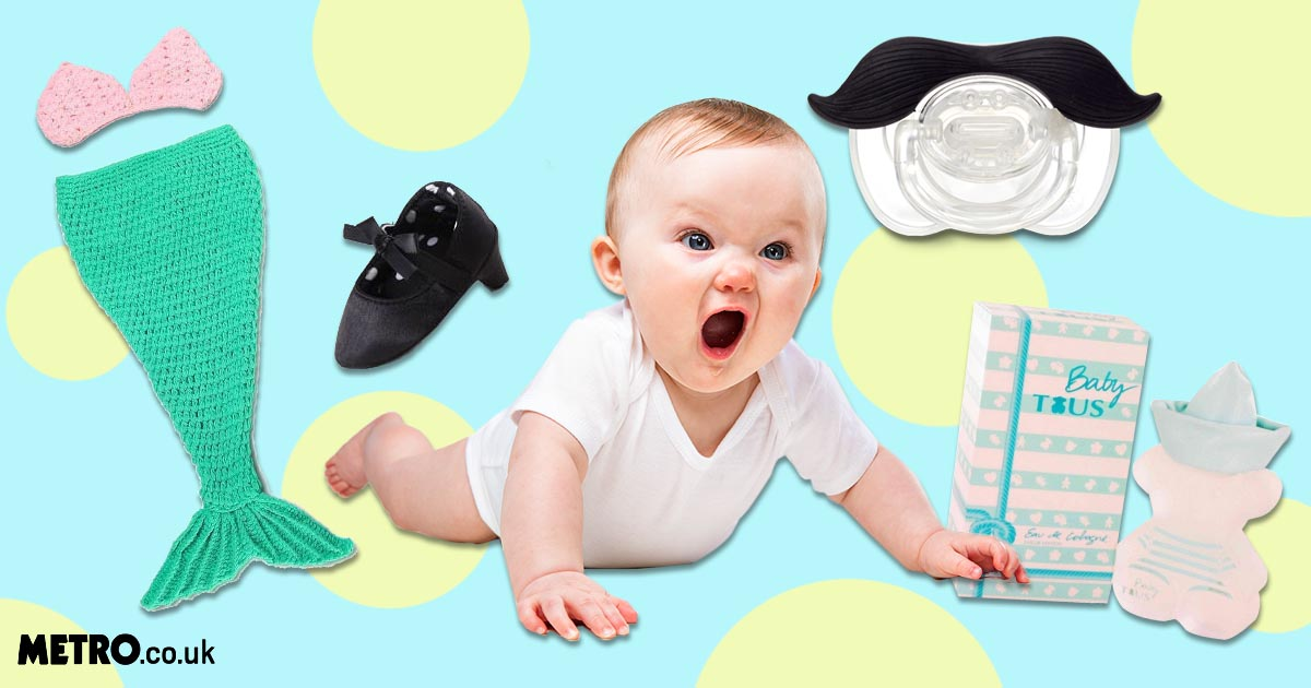 12 really weird baby productsyou can actually buy