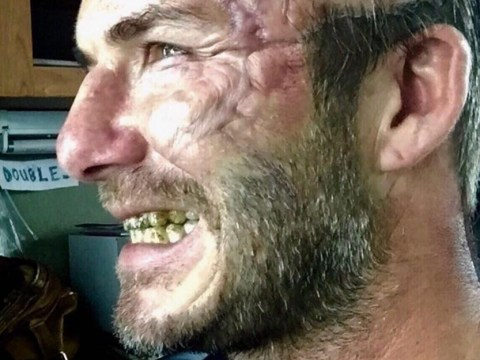 Sexiest Man Alive 2015 David Beckham is far from sexy on the set of King Arthur