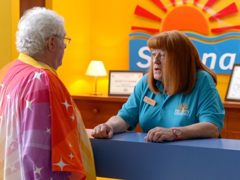 ITV's longest-running series Benidorm 'faces axe as series eleven is yet to be commissioned'