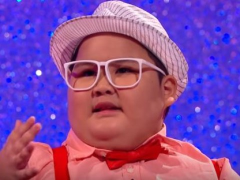 Balang's 'infectious' performance on Dawn French's Little Big Shots steals the show
