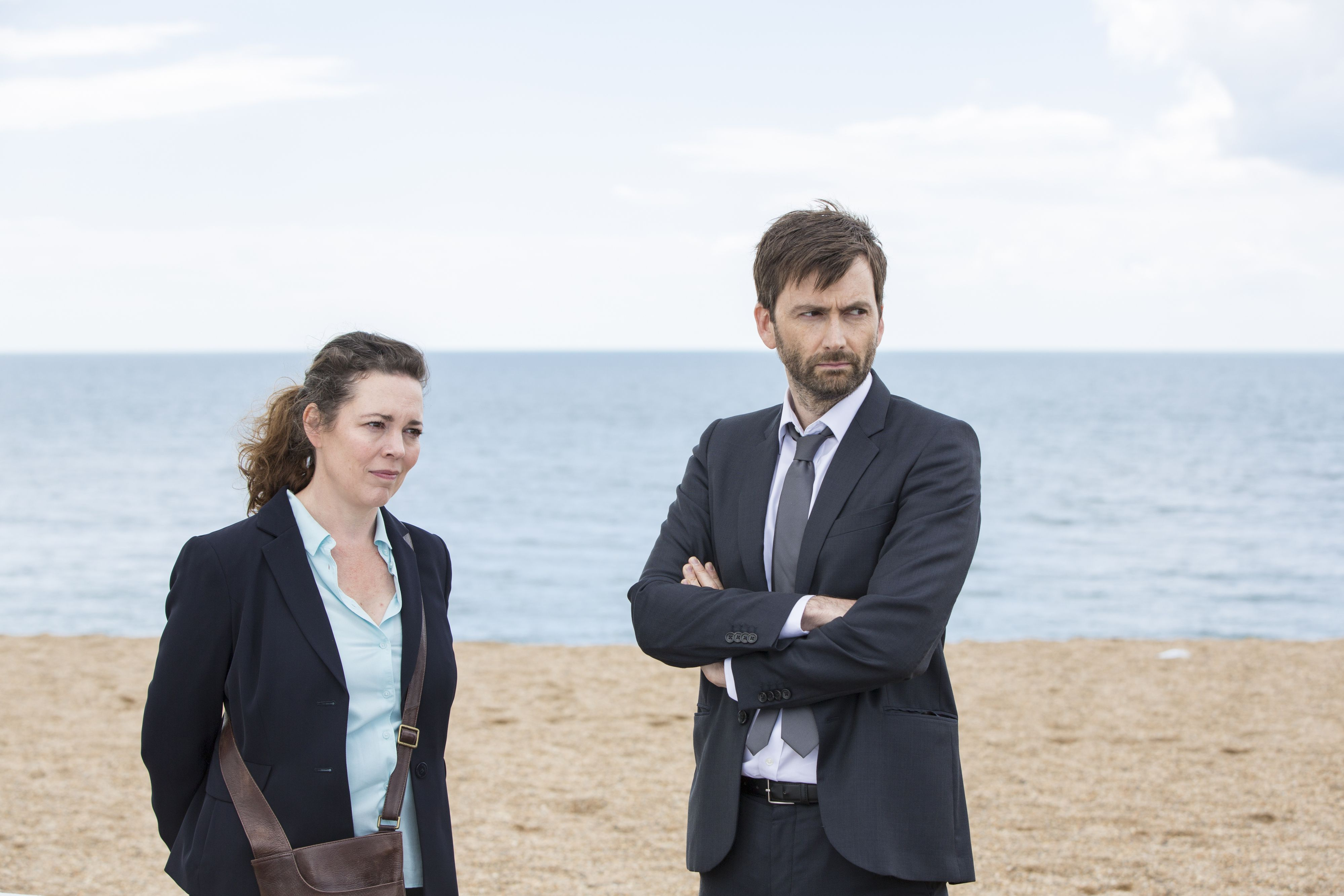 When does the final episode of Broadchurch air?