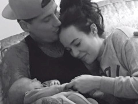'Proud' Steph Davis supports Jeremy McConnell as he posts heartfelt message on struggle with fame