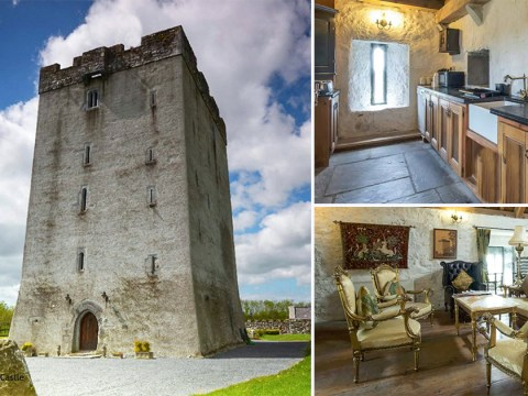 This medieval castle has just gone up for sale – but you'll need some deep pockets to stand a chance of owning it