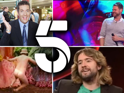 Channel 5 is 20 – let's take a look back at the most bonkers TV shows it's aired