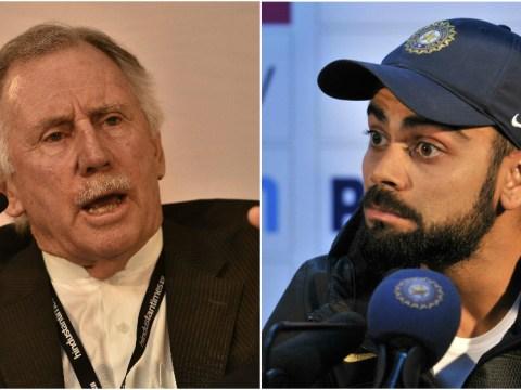 India star Virat Kohli too emotional as captain, says Australia legend Ian Chappell