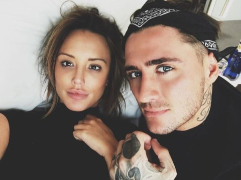 Stephen Bear won't be having babies with Charlotte Crosby quite yet, according to his latest post