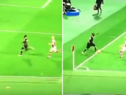 Chelsea ace N'Golo Kante puts West Ham duo to shame with with insane work-rate to keep ball alive