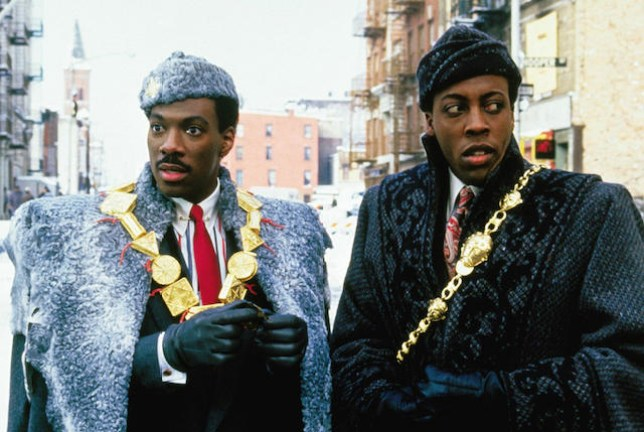 Film bosses are said to be progressing plans for a Coming To America sequel (Picture: Paramount)