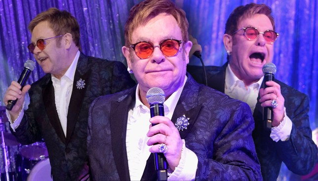 Just how well do you know the lyrics to Elton John classic Your Song? (Picture: Getty Images)