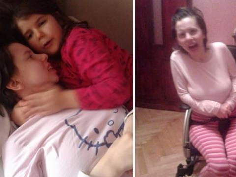 Woman meets daughter for the first time after waking up from 7-year coma