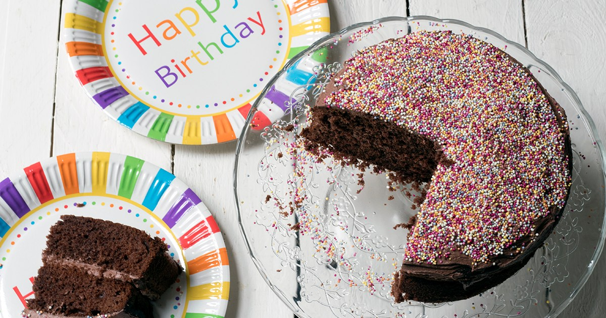 Incredible Easy Baking Recipe How To Make The Perfect Chocolate Birthday Funny Birthday Cards Online Hendilapandamsfinfo