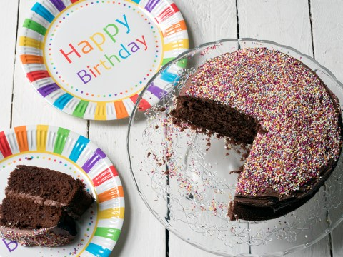Easy baking recipe: How to make the perfect chocolate birthday cake