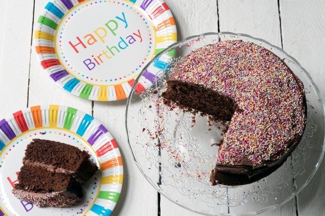 Easy Baking Recipe How To Make The Perfect Chocolate Birthday Cake