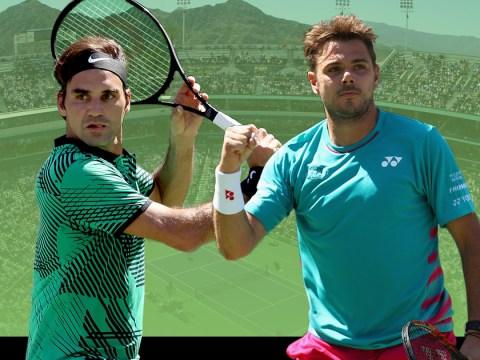 Indian Wells final preview: Roger Federer v Stan Wawrinka