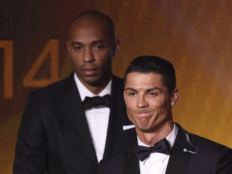 Rio Ferdinand reveals why Cristiano Ronaldo kept asking about Thierry Henry at Manchester United
