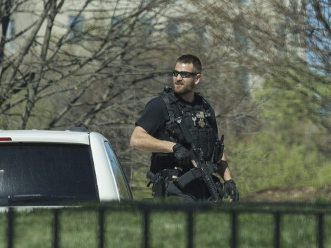 Man arrested over White House bombscare