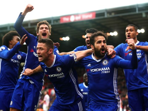 Chelsea have won the Premier League title, say Mark Hughes and Eric Pieters
