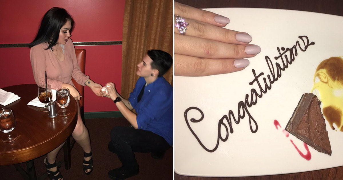 Teens Faked A Proposal To Get Free Dessert And The Internet Is Applauding Them