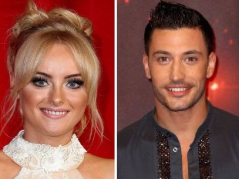 Coronation Street star Katie McGlynn 'growing close' to Georgia May Foote's Strictly ex Giovanni Pernice