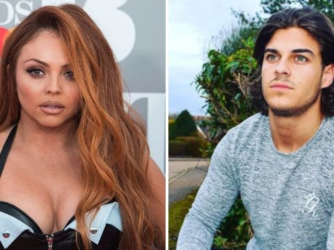 Jesy Nelson and TOWIE's Chris Clark put on the PDA on Instagram after confirming their relationship