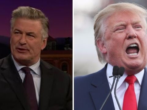 Alec Baldwin says Donald Trump 'looks incredibly constipated' on James Corden's The Late Late Show