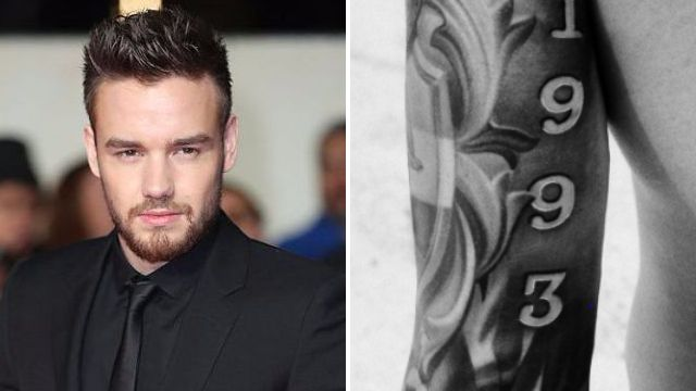 Liam Payne marks his year of birth with a significant new arm tattoo